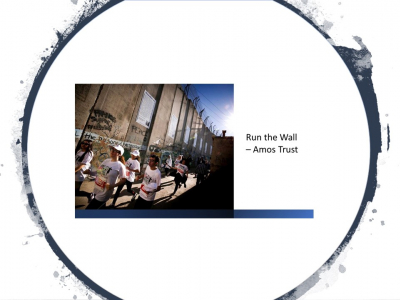 Run the Wall - Amos Trust